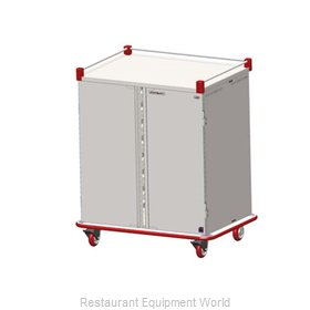 Carter-Hoffmann PTDST18 Cabinet, Meal Tray Delivery