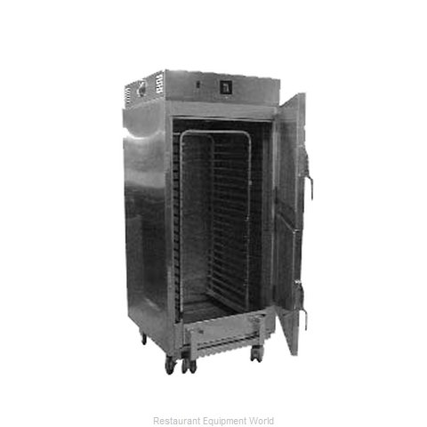 Carter-Hoffmann RTB201S Roll-in Heated Cabinet 1 section