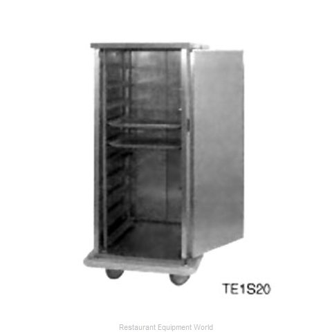 Carter-Hoffmann TE1S20 Cabinet Meal Tray Delivery (Magnified)