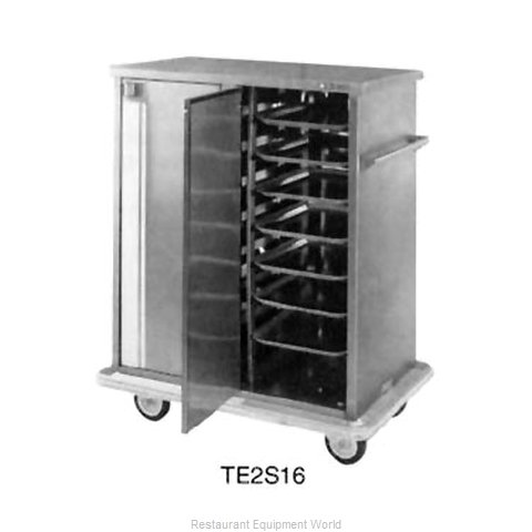 Carter-Hoffmann TE2S12 Cabinet Meal Tray Delivery (Magnified)