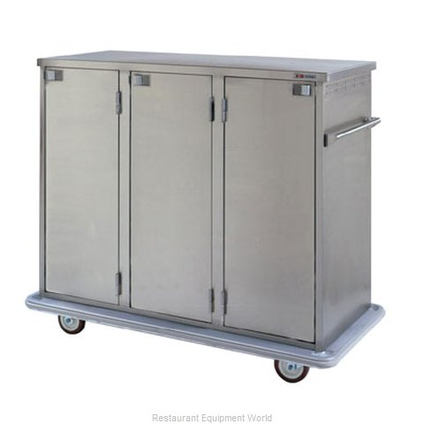 Carter-Hoffmann TE3S24 Cabinet Meal Tray Delivery
