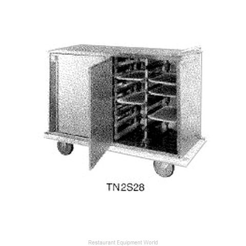 Carter-Hoffmann TN2S20 Cabinet Meal Tray Delivery