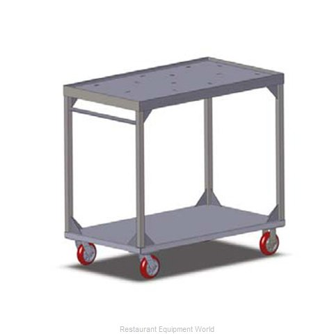 Carter-Hoffmann TT104 Tray Cart, for Stacked Trays