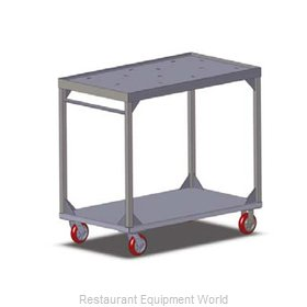 Carter-Hoffmann TT84 Tray Cart, for Stacked Trays