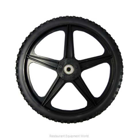 Crown Verity 2141 Black Wheel