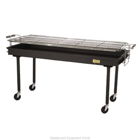 Crown Verity BM-60 Outdoor Charbroiler, Charcoal