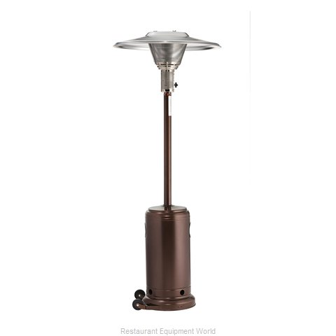 Crown Verity CV-2650-AB Patio Heaters (Magnified)