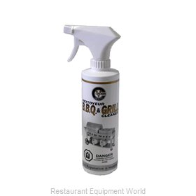Crown Verity CV-BBQ-EZ12 Cooking Area Chemicals, Degreaser
