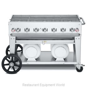 Crown Verity CV-CCB-48-LP Charbroiler, Gas, Outdoor Grill