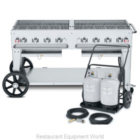 Crown Verity CV-MCC-60 Charbroiler, Gas, Outdoor Grill