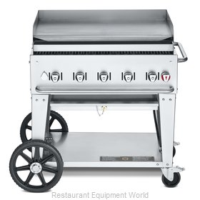 Crown Verity CV-MG-36LP Griddle, Outdoor Portable