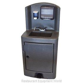 Crown Verity CV-PHS-5E Hand Sink, Mobile