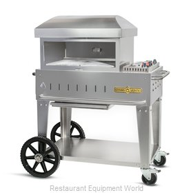 Crown Verity CV-PZ-24-MB Pizza Bake Oven, Deck-Type, Gas