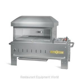 Crown Verity CV-PZ-24-TT Pizza Bake Oven, Countertop, Gas