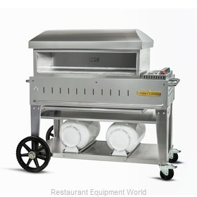 Crown Verity CV-PZ-36-CB Pizza Bake Oven, Deck-Type, Gas