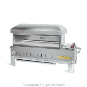 Crown Verity CV-PZ-36-TT Pizza Bake Oven, Countertop, Gas