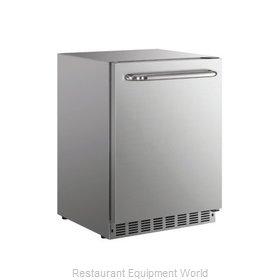 Crown Verity CV-RF-1 Refrigerator, Undercounter, Reach-In
