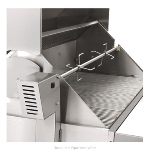 Crown Verity CV-RT-48 Rotisserie, Portable