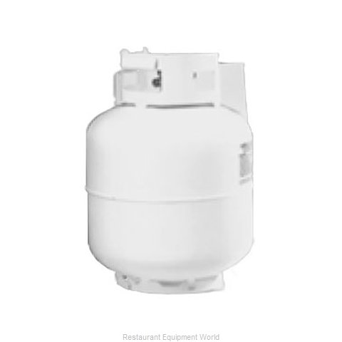 Crown Verity CYL-30 Propane Tank