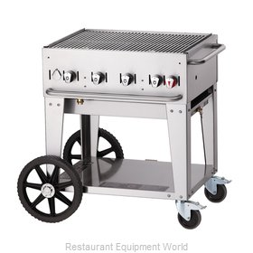 Crown Verity MCB-30NG Outdoor Charbroiler