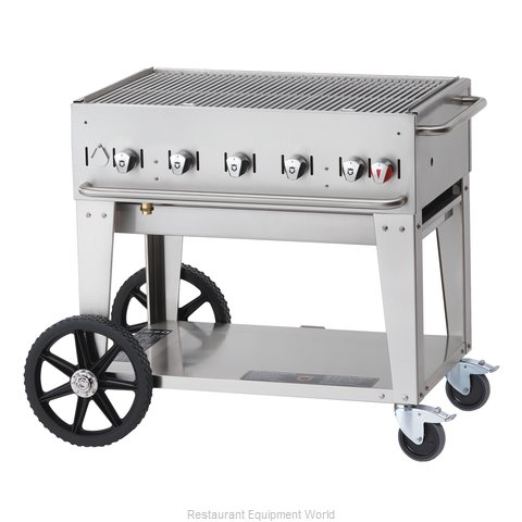 Crown Verity MCB-36LP Charbroiler Gas Outdoor Grill