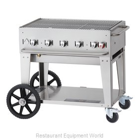 Crown Verity MCB-36NG Outdoor Charbroiler
