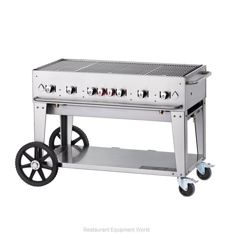 Crown Verity MCB-48LP Charbroiler Gas Outdoor Grill