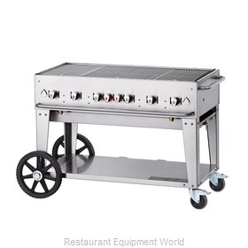Crown Verity MCB-48NG Outdoor Charbroiler