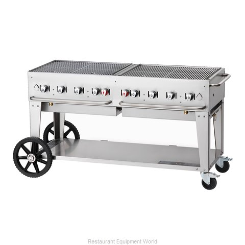 Crown Verity MCB-60LP Charbroiler Gas Outdoor Grill