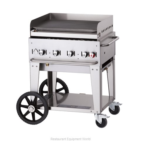 Crown Verity MG-30NG Griddle Outdoor Portable