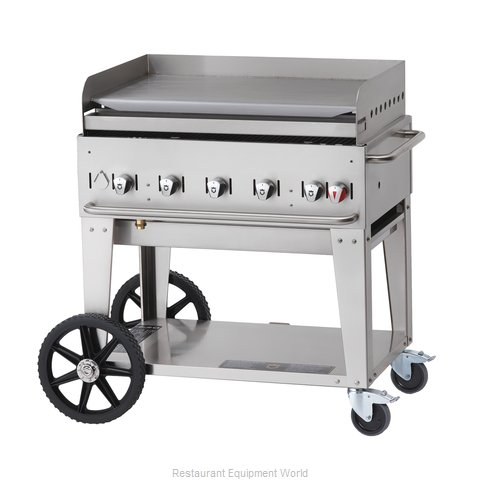 Crown Verity MG-36NG Griddle Outdoor Portable