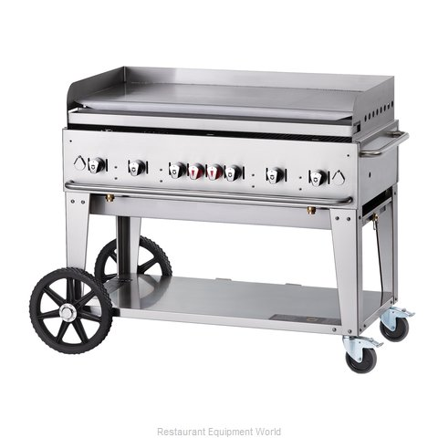 Crown Verity MG-48LP Griddle Outdoor Portable
