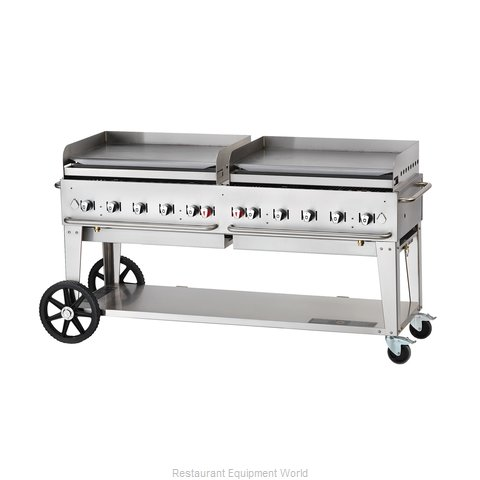 Crown Verity MG-72NG Griddle Outdoor Portable