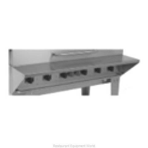 Crown Verity RFS-72 Removable Front Shelf