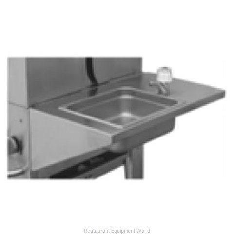 Crown Verity RHS Removable Hand Sink