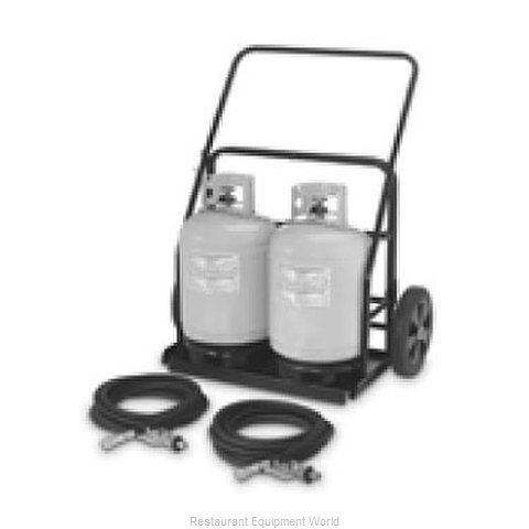 Crown Verity RPS-486072 Remote Propane Cart