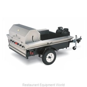 Crown Verity TG-2 Tailgate Grill
