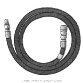 Crown Verity ZCV-NGH075-20 Gas Connector Hose Assembly