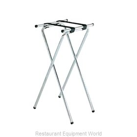 CSL Foodservice and Hospitality 1036BL Tray Stand Folding