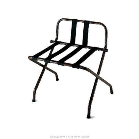 CSL Foodservice and Hospitality 1055B-BL-BL-1 Luggage Rack
