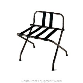 CSL Foodservice and Hospitality 1055B-BL-BL Luggage Rack