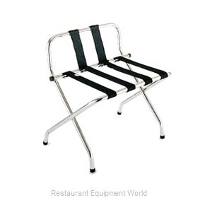CSL Foodservice and Hospitality 1055B-C-BL Luggage Rack