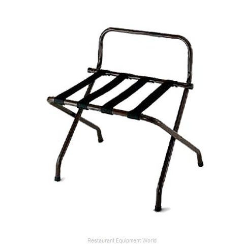 CSL Foodservice and Hospitality 1055BL-BL-1 Luggage Rack