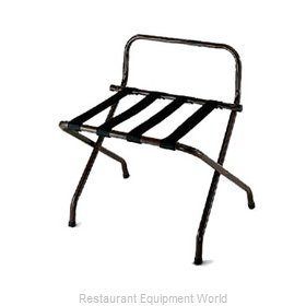 CSL Foodservice and Hospitality 1055BL-BL Luggage Rack