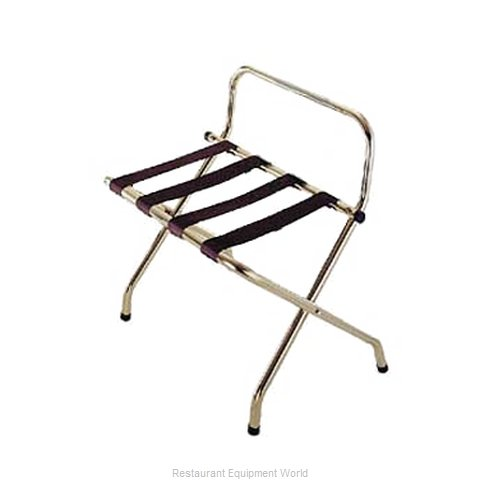 CSL Foodservice and Hospitality 1055BR-BN-1 Luggage Rack
