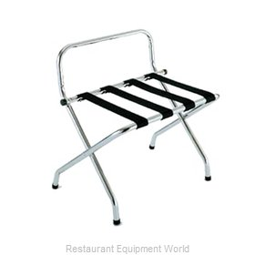 CSL Foodservice and Hospitality 1055C-BL-1 Luggage Rack