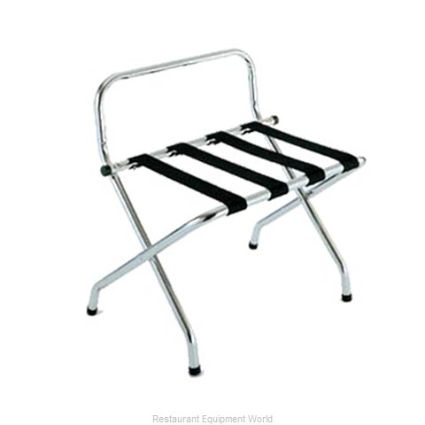 CSL Foodservice and Hospitality 1055C-BL Luggage Rack