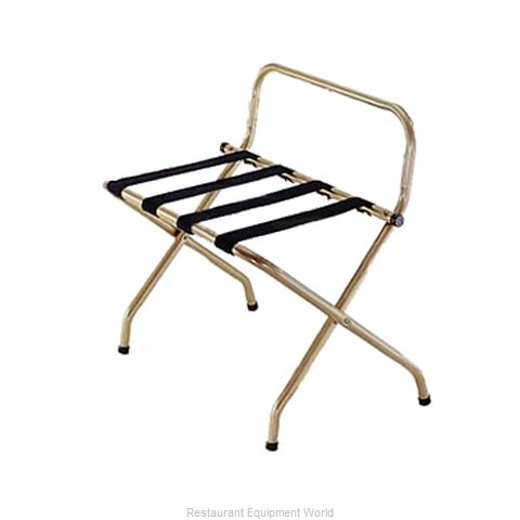 CSL Foodservice and Hospitality 1055I-BL Luggage Rack