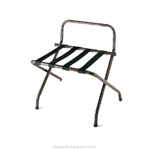 CSL Foodservice and Hospitality 1055WA-BL Luggage Rack