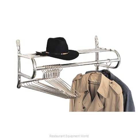 CSL Foodservice and Hospitality 1056-48 Coat Rack